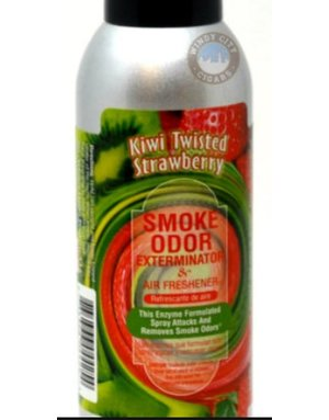 Smoke Odor Exterminator KIWI TWISTED STRAWBERRY-SPRAY: KIWI TWISTED STRAWBERRY - ROOM SPRAY