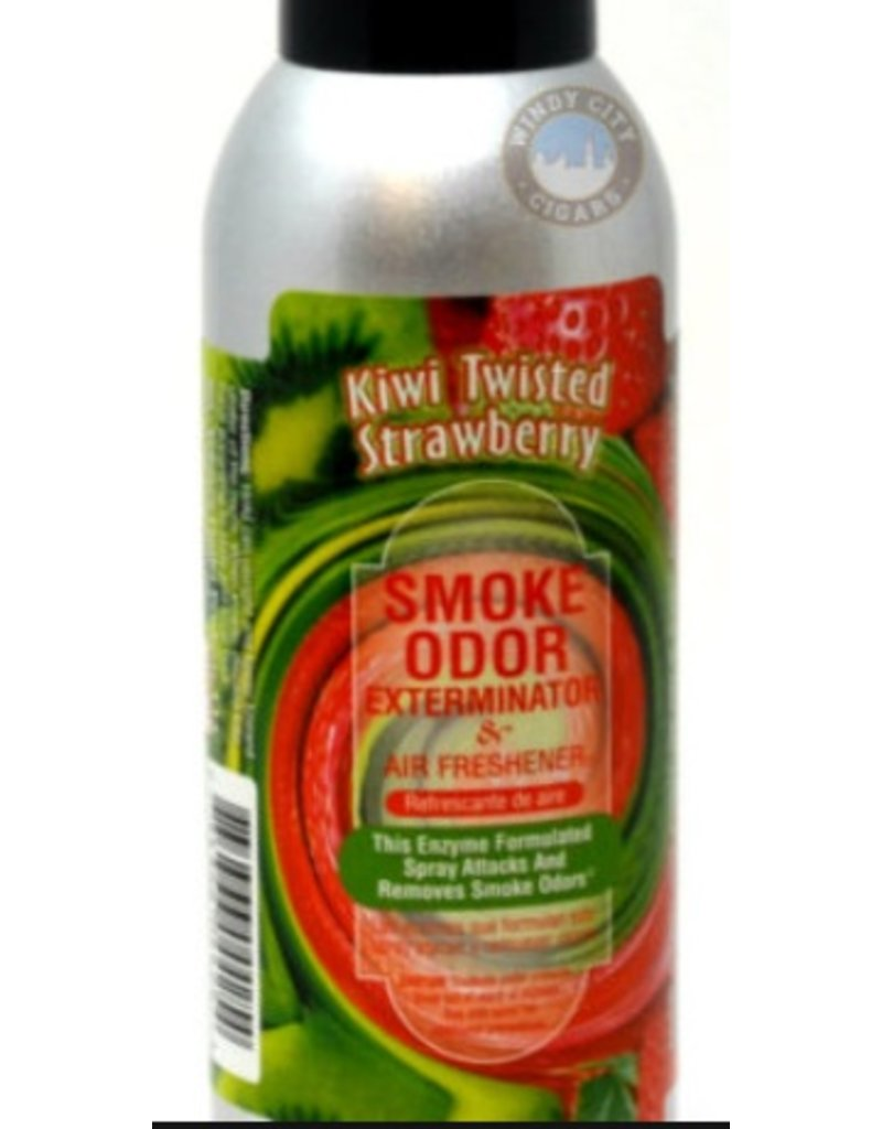 Smoke Odor Exterminator Kiwi Twisted Strawberry- Smoke Odor Exterminator Room Spray