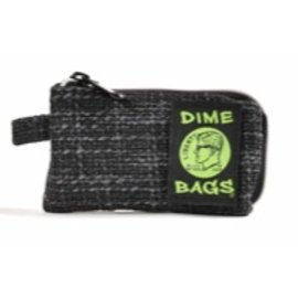 Dimebags DB5INP: 5IN POUCH- PADDED PIPE POUCH - DIMEBAGS
