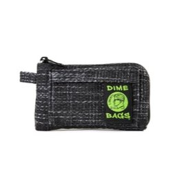 Dimebags DB7INP: 7IN POUCH- PADDED PIPE POUCH - DIMEBAGS