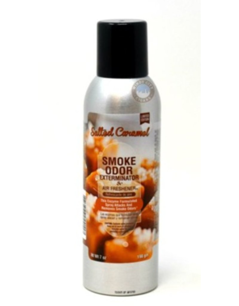 Smoke Odor Exterminator Salted Caramel - Smoke Odor Exterminator Room Spray
