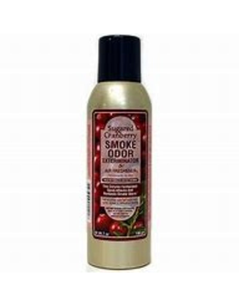 Smoke Odor Exterminator Sugared Cranberry - Smoke Odor Exterminator Room Spray