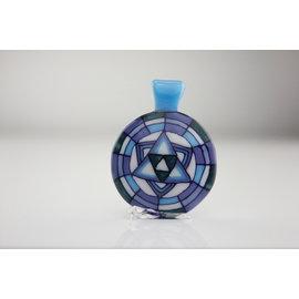 TAKODA5: BLUE BAIL- BLUE/PURPLE FLIP