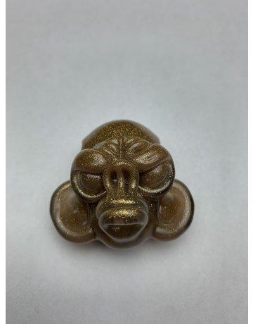 Kuhns X Coyle Resin Monkey 17