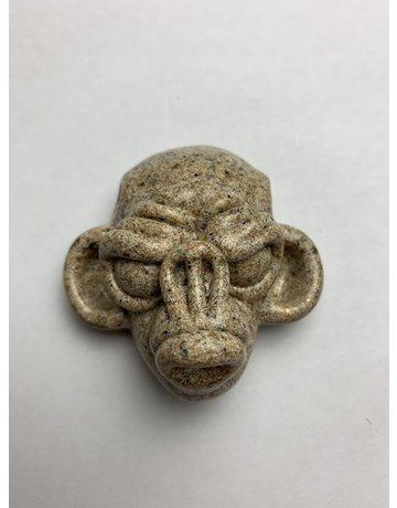 Kuhns X Coyle Resin Monkey 89