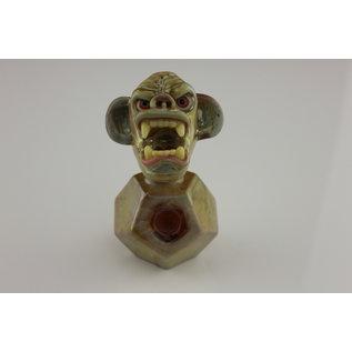 Kuhns X Coyle: Open Mouth Monkey Traveler