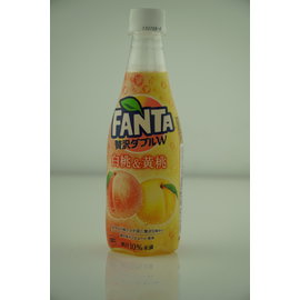 Fanta Exotic Drinks- Fanta Double Peach