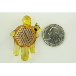 Joe Peters- 25mm Honey Pendant 3