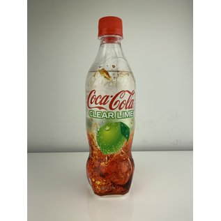 Fanta Exotic Drinks- Coca Cola- Clear Lime