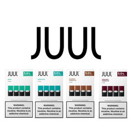 JUUL INFO PAGE: JUUL FLAVOR PODS - AVAILABLE IN STORES