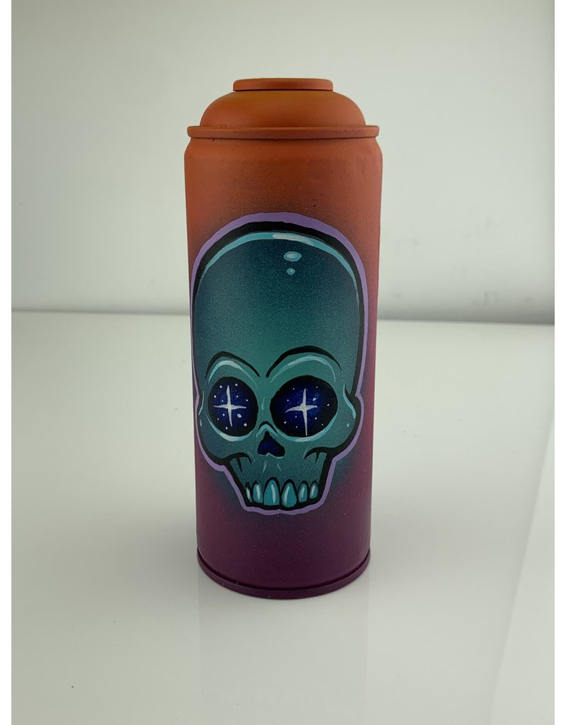 Beyond Grasp - Skull Fully painted Spray Can
