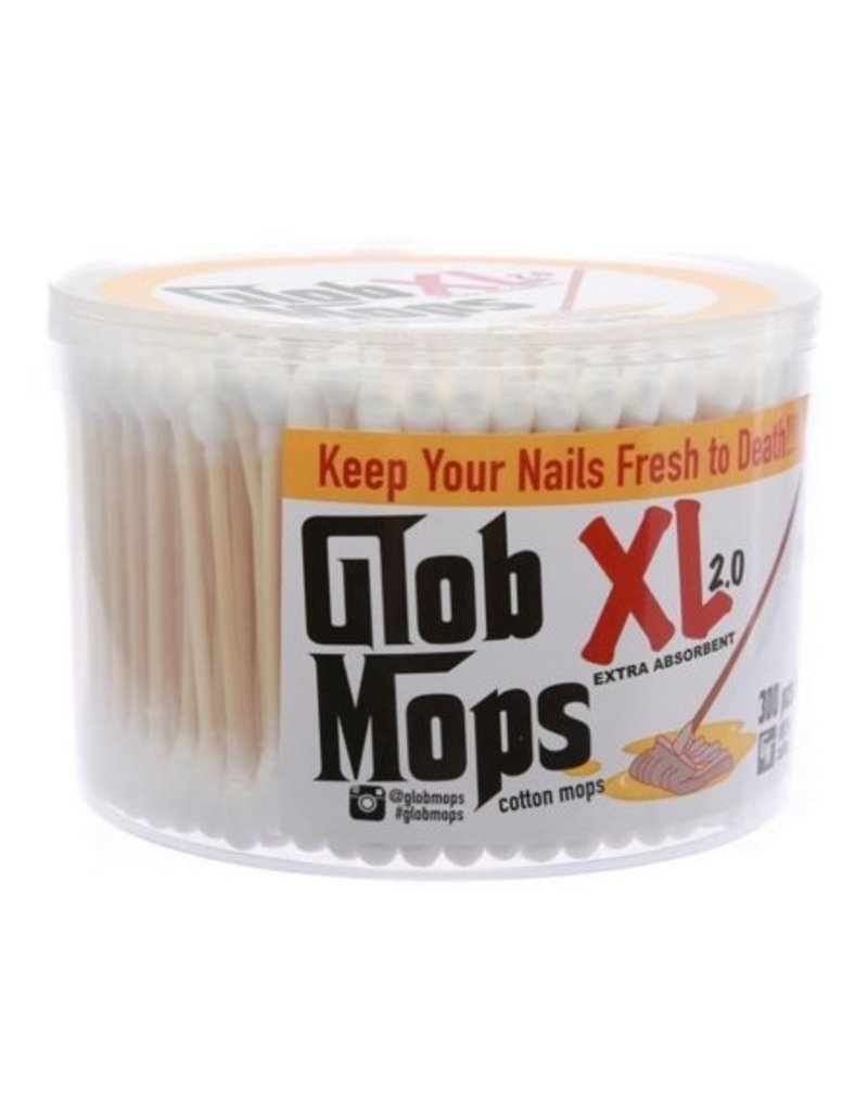 GlobMops Glob Mops 2.0 Xtra Large Cotton Swabs (300ct)