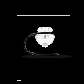 Puffco PUFFCO-BC: CLEAR PEAK BALL CAP W/ TETHER