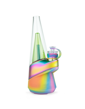 Puffco PUFFCOPEAK-VISIONLGHT: VISION LIGHTNING PUFFCO PEAK SMART RIG VAPORIZER