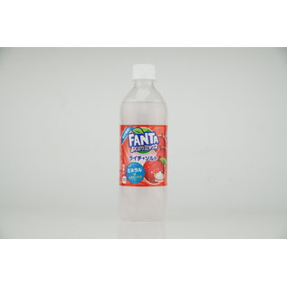 Fanta Exotic Drinks- Fanta Salt & Lychee