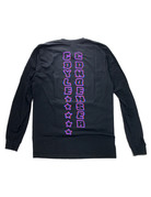 Coyle: Leaned out Long Sleeve Black