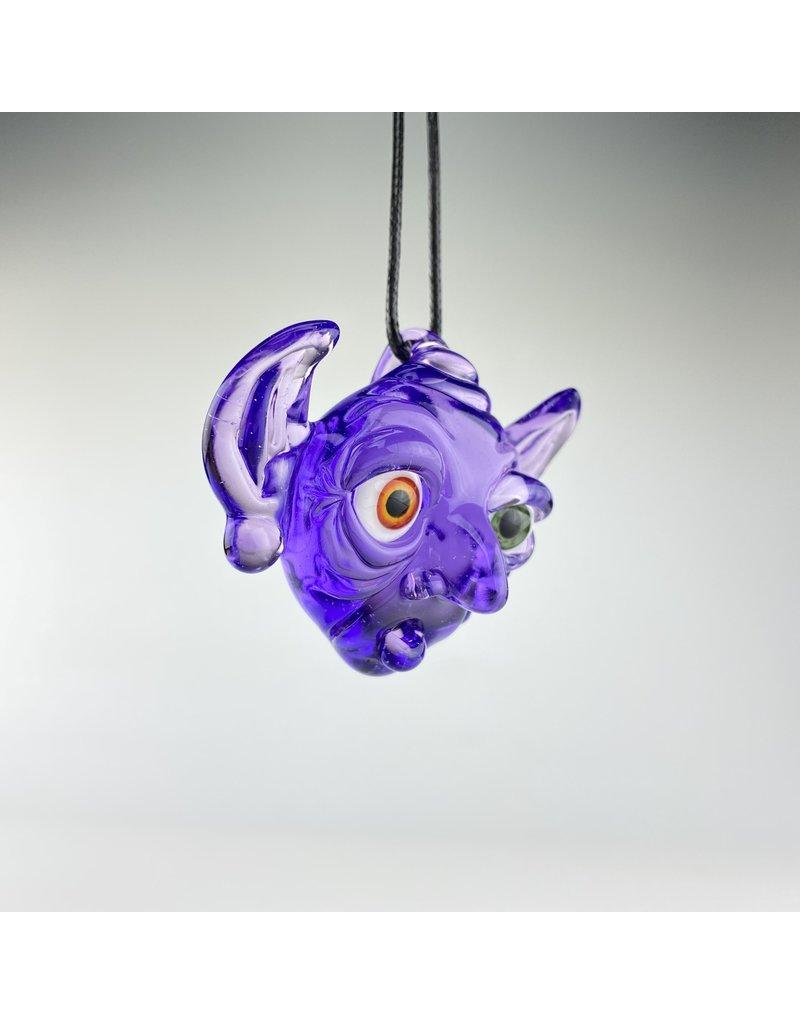 Shelbo Shelbo-  Goblin Head Pendant