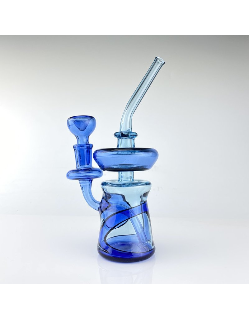 GERM1: WHIMSEY TOWER ILLUMINATI BLUE