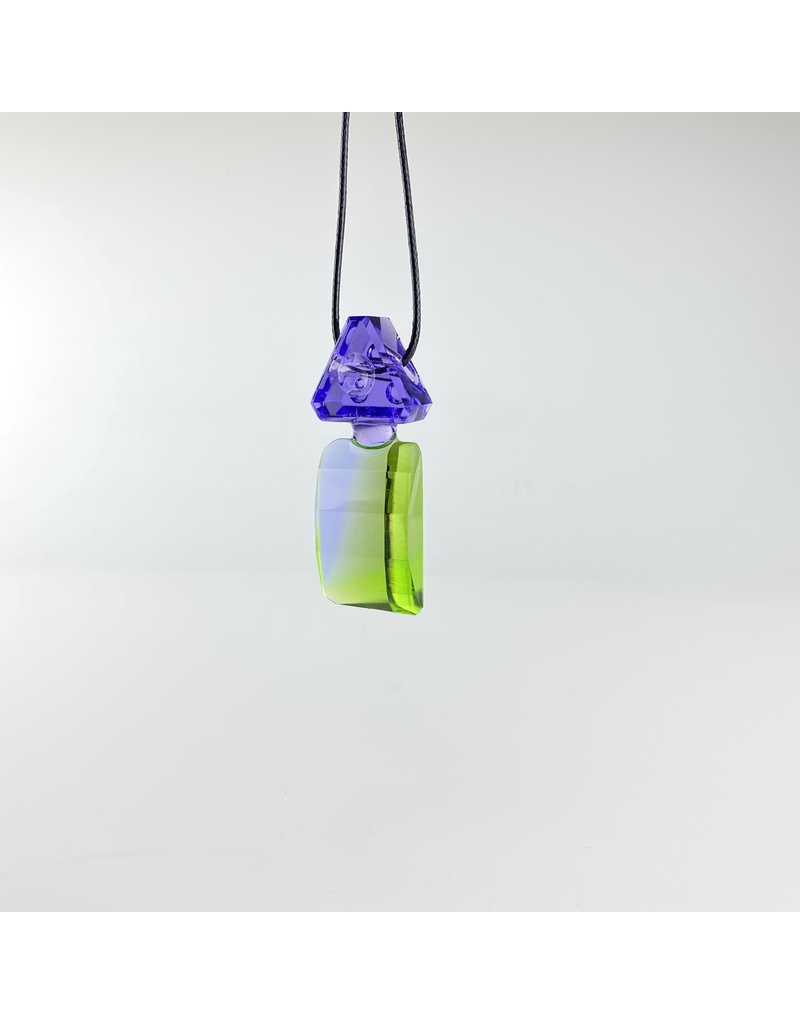 Murdoc: Pixelated Pendant Purple Bale