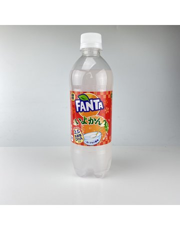 Fanta Exotic Drinks- Fanta Orange Yogurt