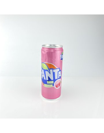 Fanta Exotic Drinks- Fanta Lychee Can
