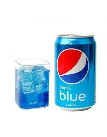 Pepsi Exotic Pepsi Blue: Pepsi Blue can