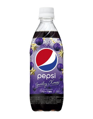 Pepsi Exotic Pepsi Grape