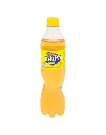 Fanta Exotic Drinks- Fanta Honey Lemon
