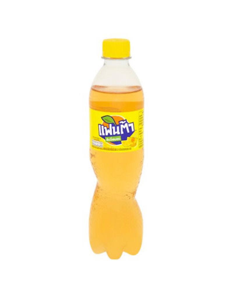 Fanta Exotic Drinks- Fanta Honey Lemon