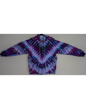 High Dyes HighDyes: Medium Hoodie Lilac