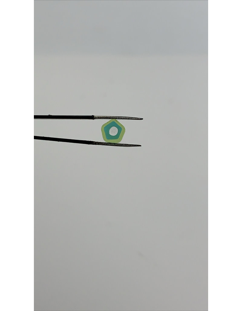 Kuhns Geo Pearl: Green 2ba Collab (Single)