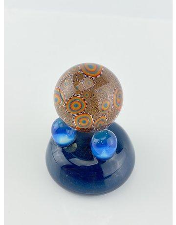 QUASAR GLASS Quasar Slurper Marble: #1