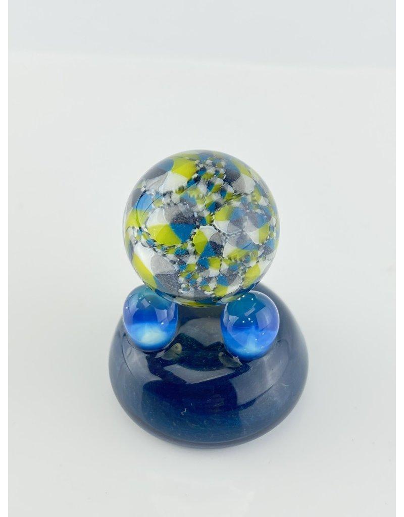 QUASAR GLASS Quasar Slurper Marble: #5