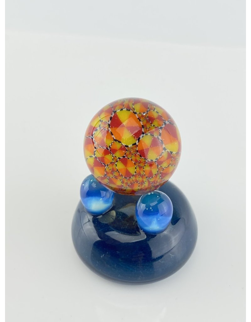 QUASAR GLASS Quasar Slurper Marble: #6