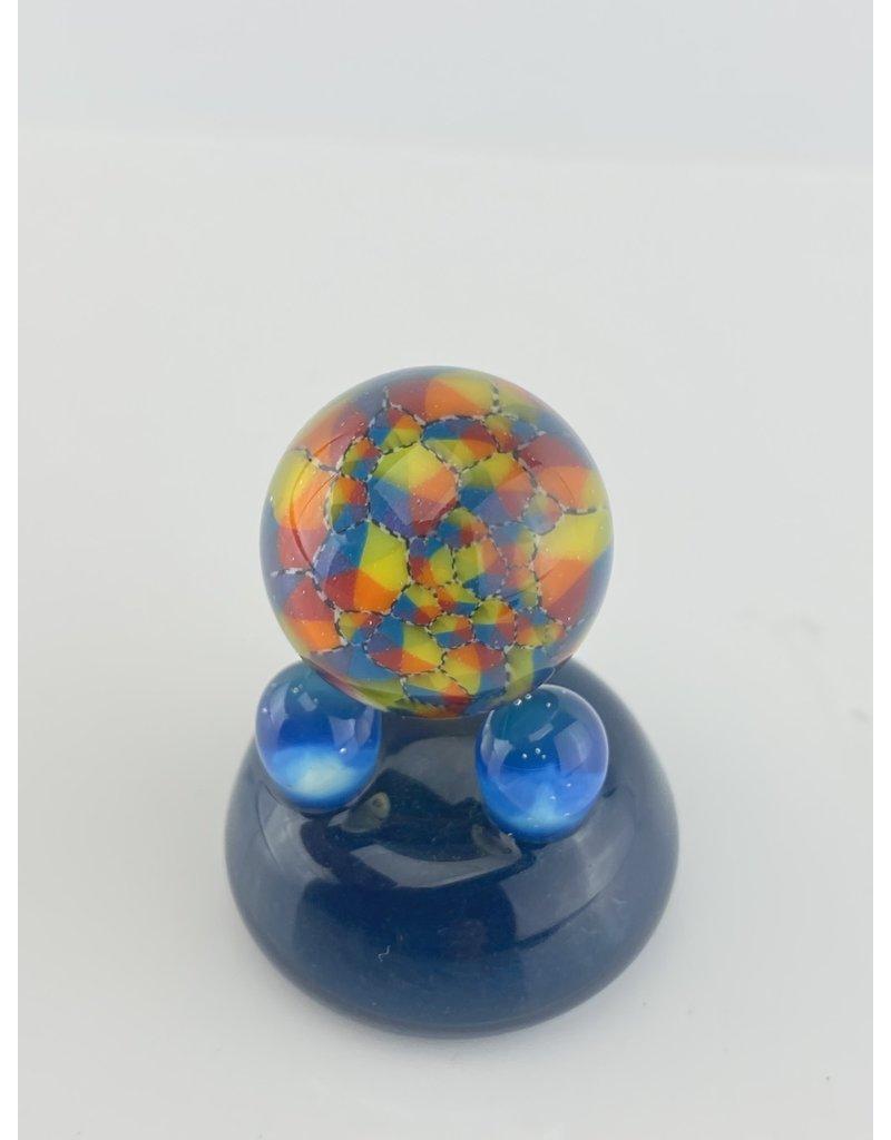 QUASAR GLASS Quasar Slurper Marble: #15