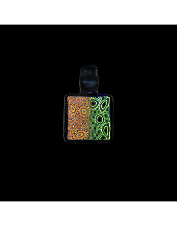 QUASAR GLASS Quasar Pendant Small: #4