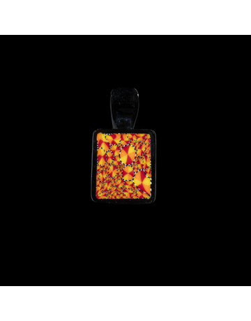 QUASAR GLASS Quasar Pendant Small: #2