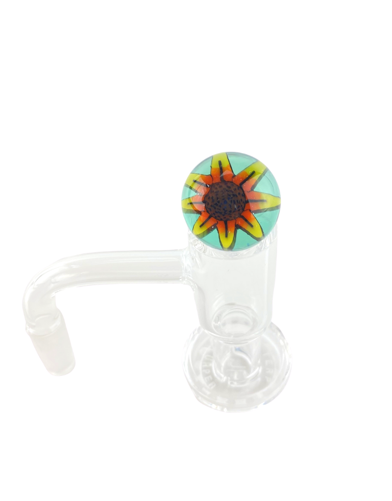 BMFT Marble: Sunflower Meta Backing
