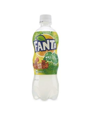 Fanta Exotic Drinks- Fanta Shikuwasa