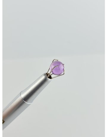 SAPPHIREPEARL2PK: 6MM EXOCTIC SAPPHIRE PEARL - RUBY PEARL CO