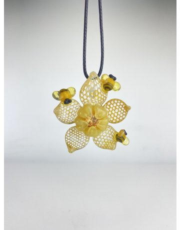 Joe Peters: Marsglassworks Honey Pendant Collab