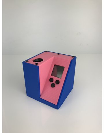 710 print farm 710 Print Farm- Temp Station-  Blue/Pink