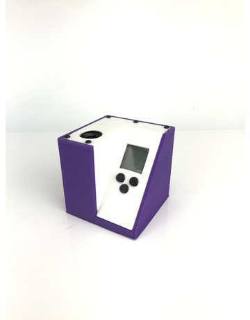 710 print farm 710 Print Farm- Temp Station-  Purple/White