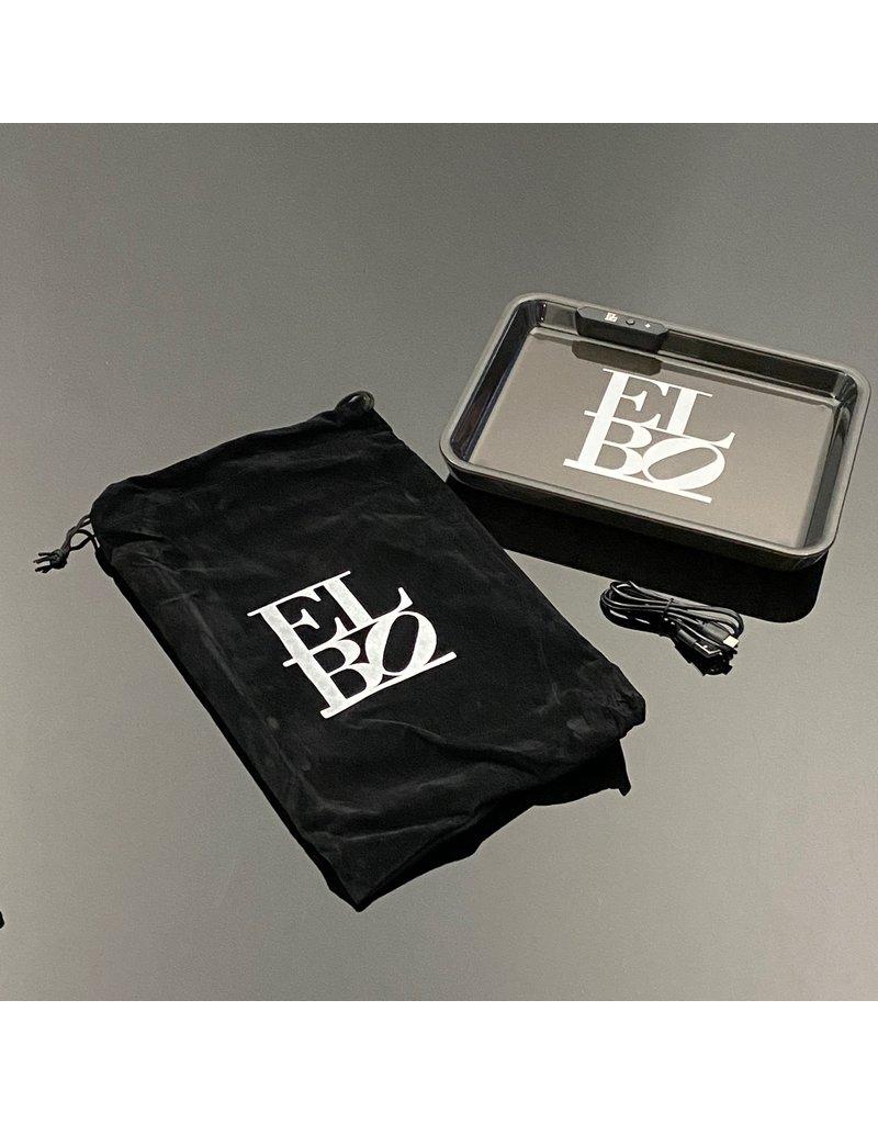 Elbo L.E.D. Tray: Black