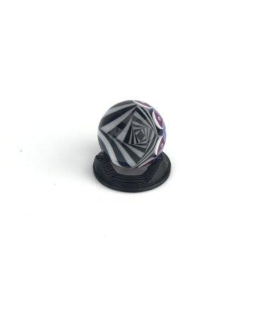 Eusheen Slurper Marble: Raman Collab 22.2 mm