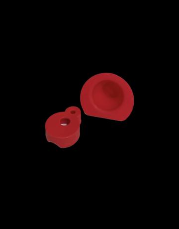 DabRite DabRite Silicone Replacement: Red