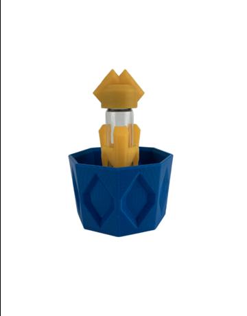 Kuhns QTIP ISO HOLDER 3D PRINTED