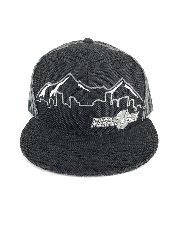 Grassroots GRC-HATPH: GRC PURPLE HAZE HAT- 7 3/8