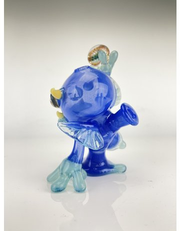 Joe Peters: Blue Alien Rig 2020