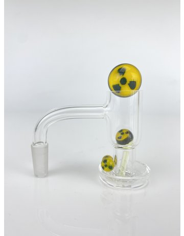 Matt Vision Glass: Hazmat Slurper Set